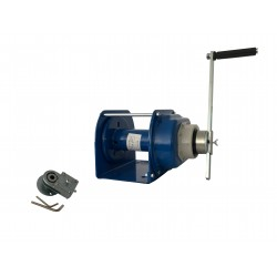 Rope winch 1T